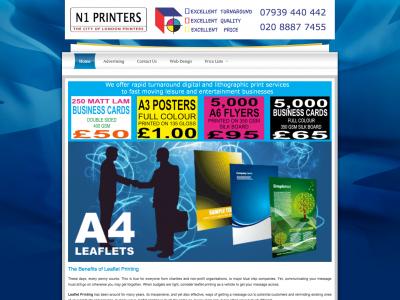 N1Printers.co.uk