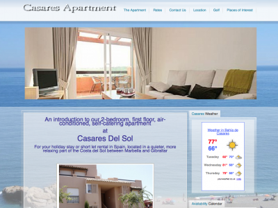 CasaresApartment.com Spain