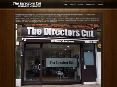 www.thedirectorscutw5.co.uk