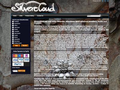 silvercloudshop.com UK