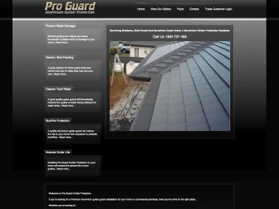 proguardgutterprotection.com.au AUS