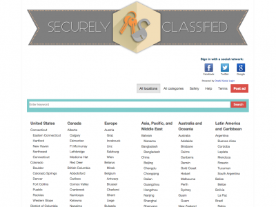 securelyclassified.com USA